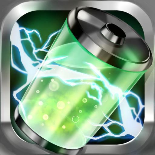 長持ち節電バッテリー 快 -KAI- for iPhone